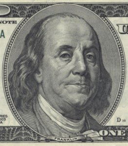 Ben Franklin 100
